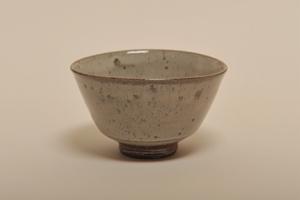 中里 太亀/斑唐津茶碗