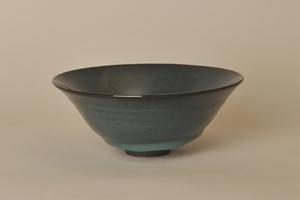 虎澤 英雄/翠青瓷茶碗
