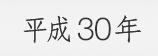 平成30年