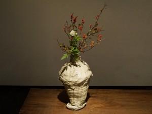 器と花の出合い展14