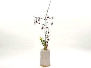 器と花の出合い展02