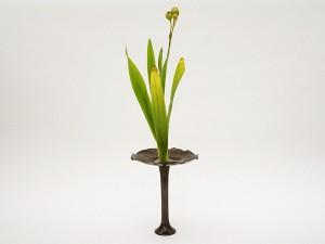 器と花の出合い展12