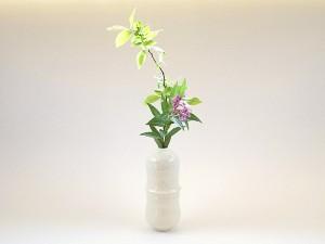 器と花の出合い展05