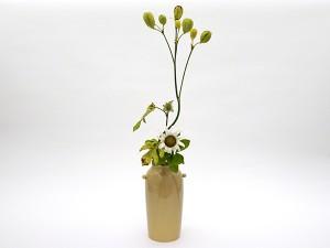 器と花の出合い展04