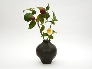 器と花の出合い展10